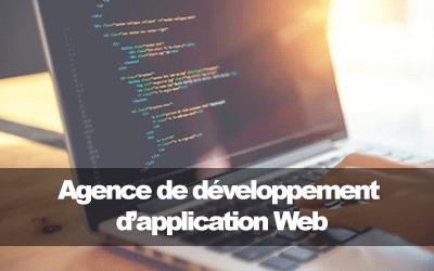Agence de développement d'application web