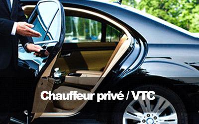 Chauffeur privé / VTC